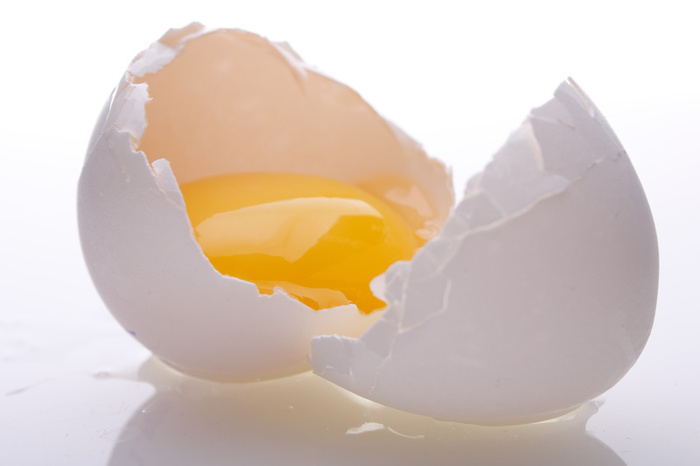 Eating eggs does not increase risk of heart attack