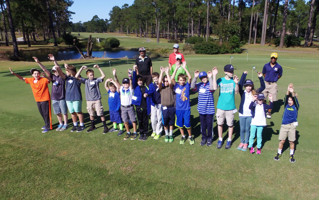 JCP Advertising Proud Supporter of The First Tee The Grand Strand